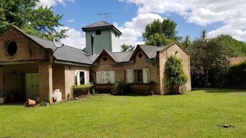 Alquiler Temporal Casa Quinta En La Lonja Pilar