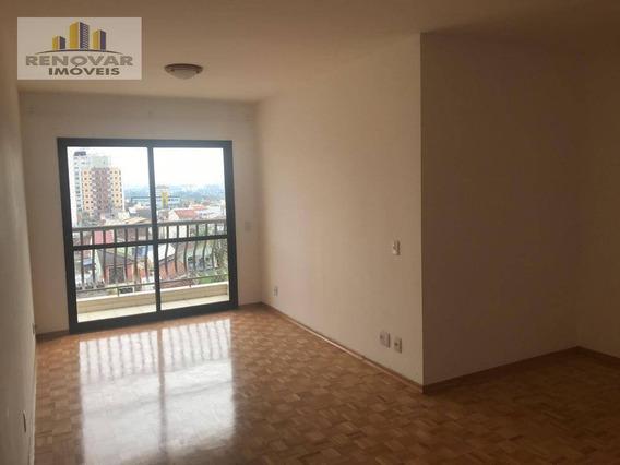 Apartamento Residencial Para Locação, Vila Oliveira, Mogi Das Cruzes - . - Ap0772