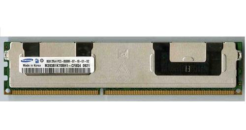 Memória Servidor Ddr3 8gb Pc3-8500r Mod. M393b1k70bh1-cf8q4