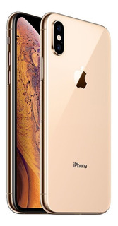 iPhone XS 64gb 4gb Pantalla 5.8 Cámara Dual 12mp Dorado Nnet
