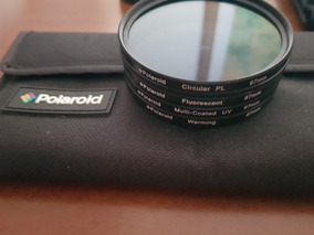 Filtros Para Fotografia - Polaroid 67mm (uv, Cpl, Wup, Fl)