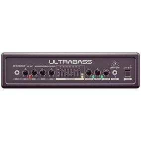 Behringer Bxd3000h Amplificador Baixo Head Cabeçote