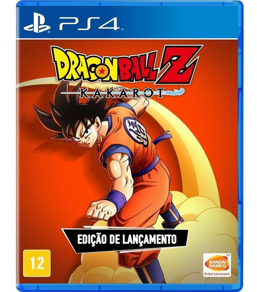 Dragon Ball Z Kakarot Ps4 Pronta Entrega Dbz