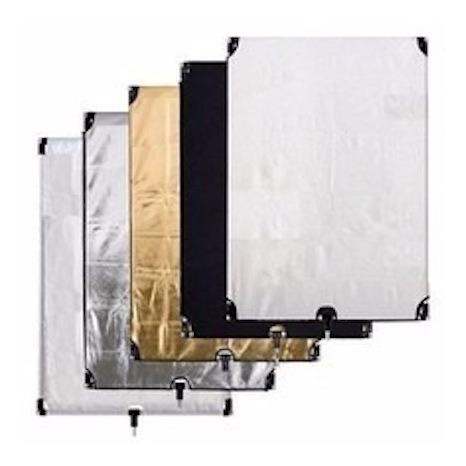 Rebatedor Refletor 5 Em 1 De 80x100cm - Flag8