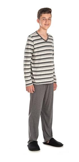 Pijama Menino Juvenil Bela Notte 1001370