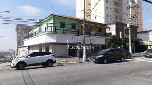 Loja Em Jardim São Paulo(zona Norte), São Paulo/sp De 300m² Para Locação R$ 19.500,00/mes - Lo873858