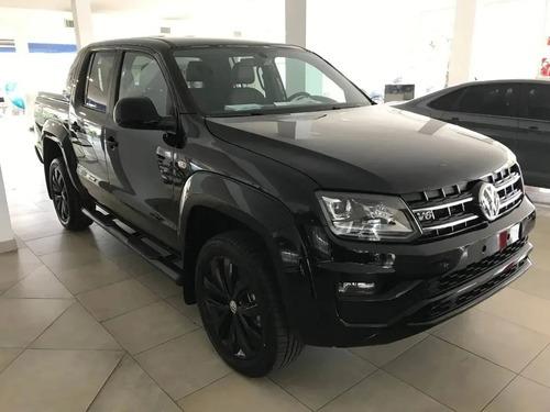 Nueva Volkswagen Amarok V6 258cv Black Style 2021 Precio D3