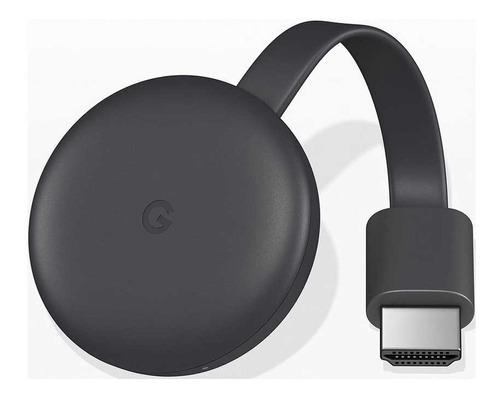 Imagen 1 de 9 de Google Chromecast 3 3era Gen. Youtube Netflix Flow Cromecast