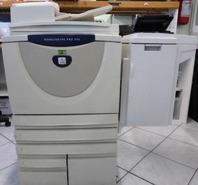 Impressora Xerox Workcentre Pro 245 Completa Com Erro