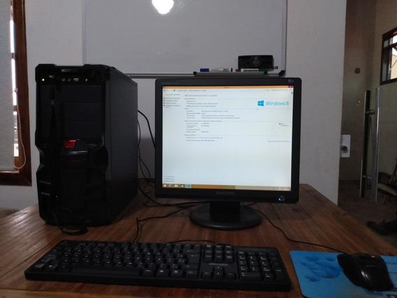 Computador Phenom Ii 1090t X6 - 3.2ghz - 4gb - Windows 8