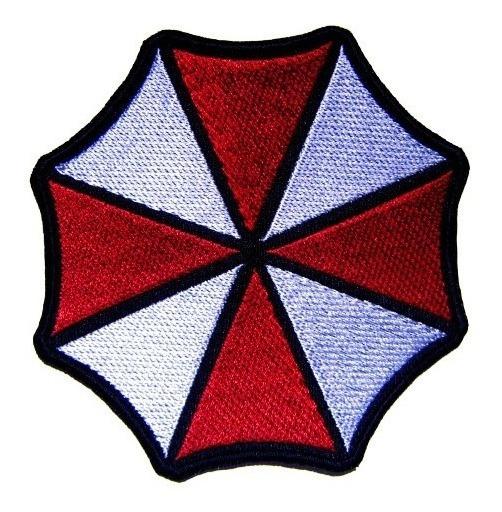 Umbrella Corporation, Parche Escudo Para Coser Resident Evil