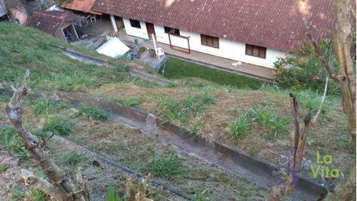 Casa Mista - Terreno 532m² Bairro Vorstad - Blumenau Sc - Ca0432