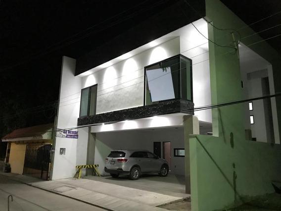 Preventa De Hermosa Casa Con Acabados De Lujo En Tampico