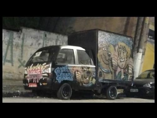 Vendo Tawner Jr 4 Portas Baú Food Truck