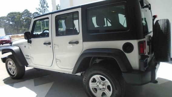 Jeep Wrangler 2017 Wrangler Unlimited Sport