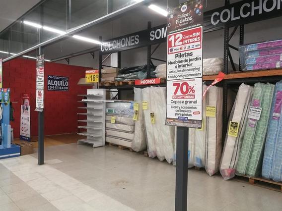 Local Dentro Del Supermercado Carrefour En 20 De Febrero