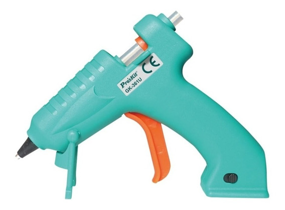 Pistola De Pegar Encoladora Inalambrica Proskit Gk-361u
