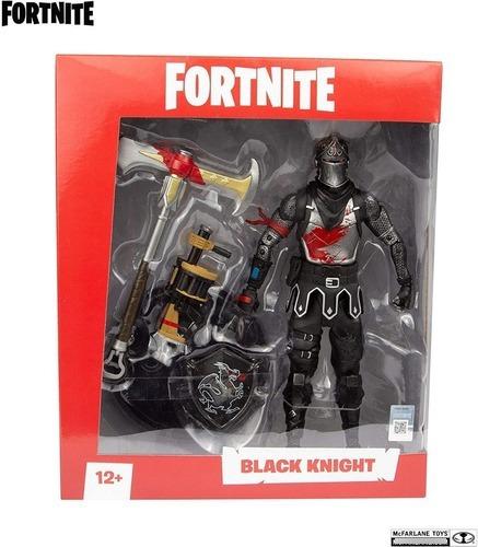 Imagen 1 de 3 de Fortnite Black Knight 22 Partes Articuladas Epic