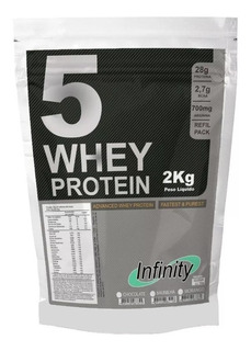 5 Whey Protein 2kg - Infinity Labs