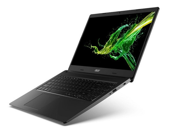 Notebook Acer A315 Amd A4 9120e 4gb 500gb 15,6 Win 10