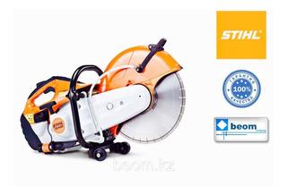 Cortador A Disco Stihl Ts 420 350mm Gasolina Concreto Ferro