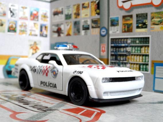 Dodge Challenge Policia Militar Pm Sp 2019