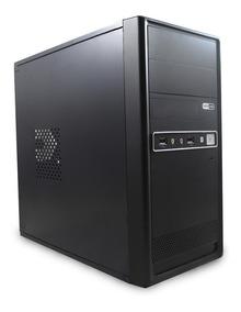 Cpu Pc Intel Core I5 3.3 4gb Hd 500 C/ Com Gravador