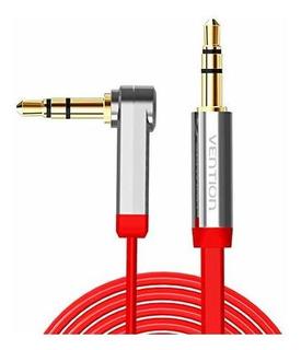 Vention Cable Aux De Jack A Jack Recto De 90 Grados Angulo P