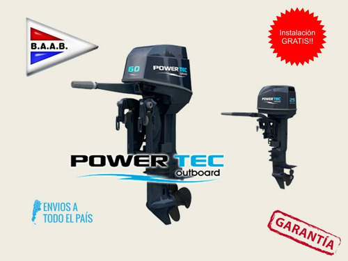 Motores Fuera De Borda Power Tec, 0 Hs.