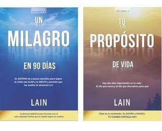 Pack Un Milagro En 90 Días Y Tu Propósito De Vida (2 Libros)
