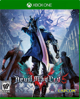 ¡¡ Devil May Cry 5 Para Xbox One En Wholegames !!