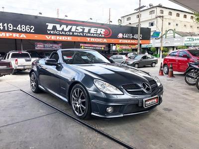 Mercedes-benz Slk 200 1.8 16v Kompressor Gasolina Automático