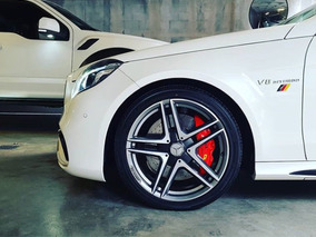 Mercedes Benz Clase E 5.5l 63 Amg Biturbo Mt 2015