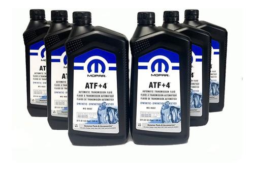 Aceite Atf+4 Original Mopar Jeep Ram Dodge Cajas Automáticas