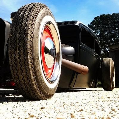 Ford Tudor 1929 Rat Rod V8