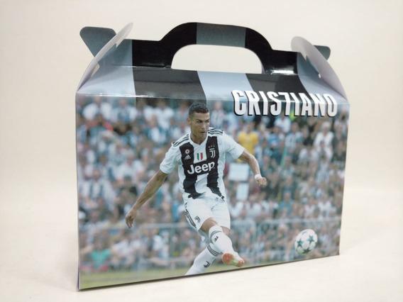Cristiano Ronaldo - Juventus - Cajitas (pack X50)
