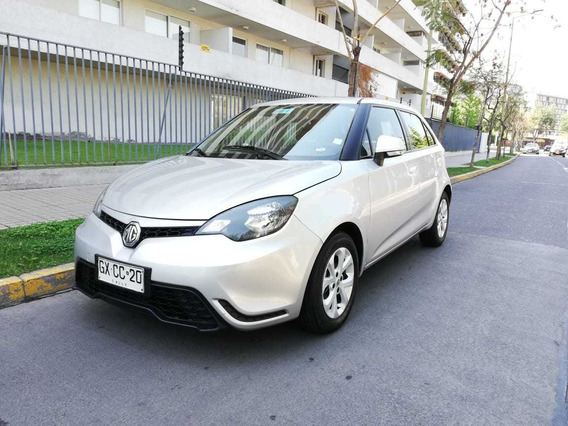 Mg New 3 2015 Full, Impecable, Crédito Inmediato.