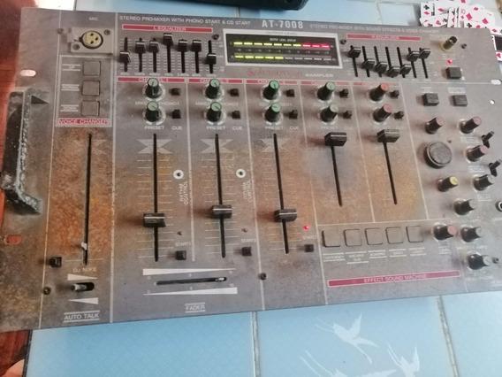 Mezcladora De Audio Gemini At7008