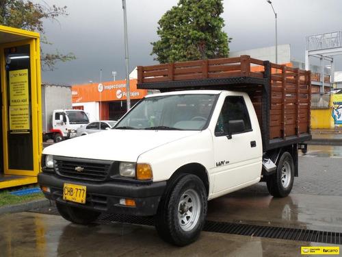 Chevrolet Luv Estacas 4x2 18 800 000 En Mercado Libre