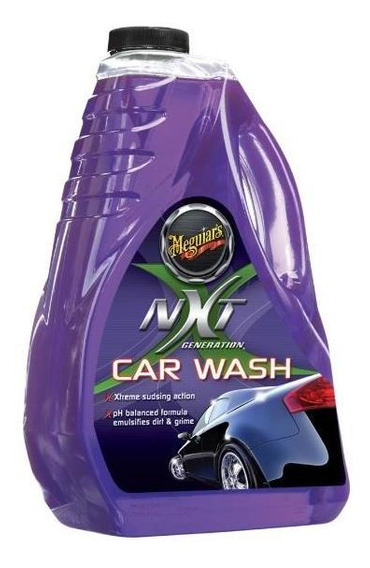 Nxt Generation Car Wash P/meguiars X 1.89 L #1025 Meguiars G040-01-04-04