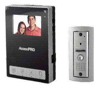 Kit De Videoportero Visión Nocturna Accesspro Tvpro400b