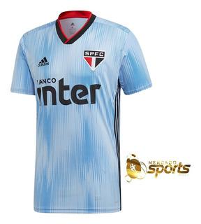 Camisa Sao Paulo Uniforme 3 - Nova 2019/2020 Original