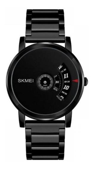 Relógio Masculino Skmei Analógico 1260 Preto