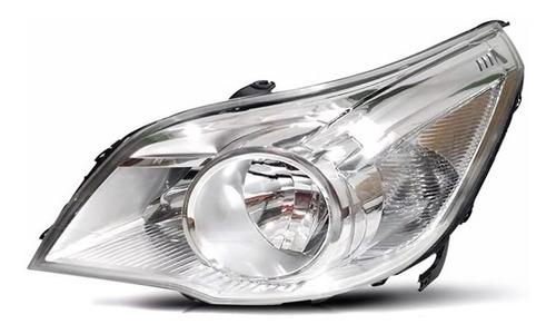 Optica Izquierda Gm  Chevrolet Agile 2009-2013