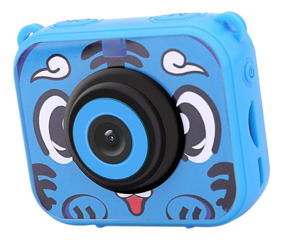 Mini Crianças Câmera Digital Waterproof Camera Com Gravado
