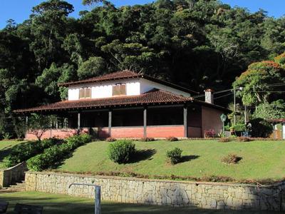 Sítio Em Fazenda Boa Fé, Teresópolis/rj De 741m² 8 Quartos À Venda Por R$ 1.300.000,00 - Si257922