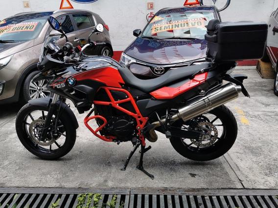 Motocicleta Bmw F 700 Gs 2015