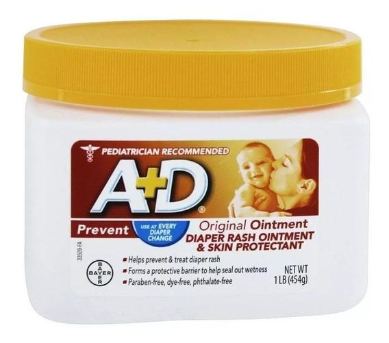 Pomada A+ D Prevent Pote 454g - Import- Val 03/21 P. Entrega