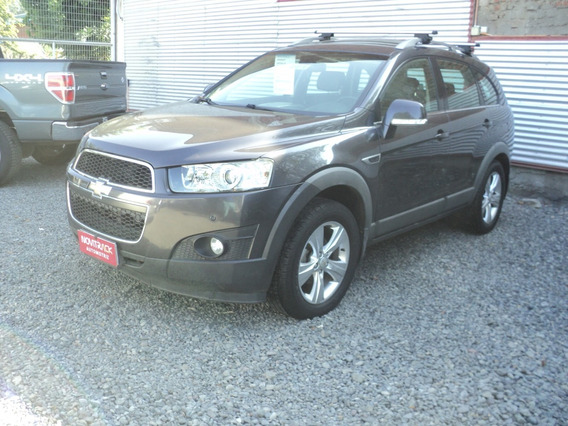 Chevrolet Captiva Ltz Automatica Año 2013