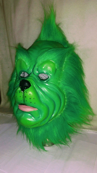 Máscara De Látex ,el Grich, Navidad, Fiestas, Halloween